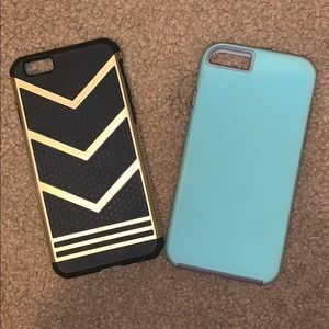 2 iPhone 6/6S Covers